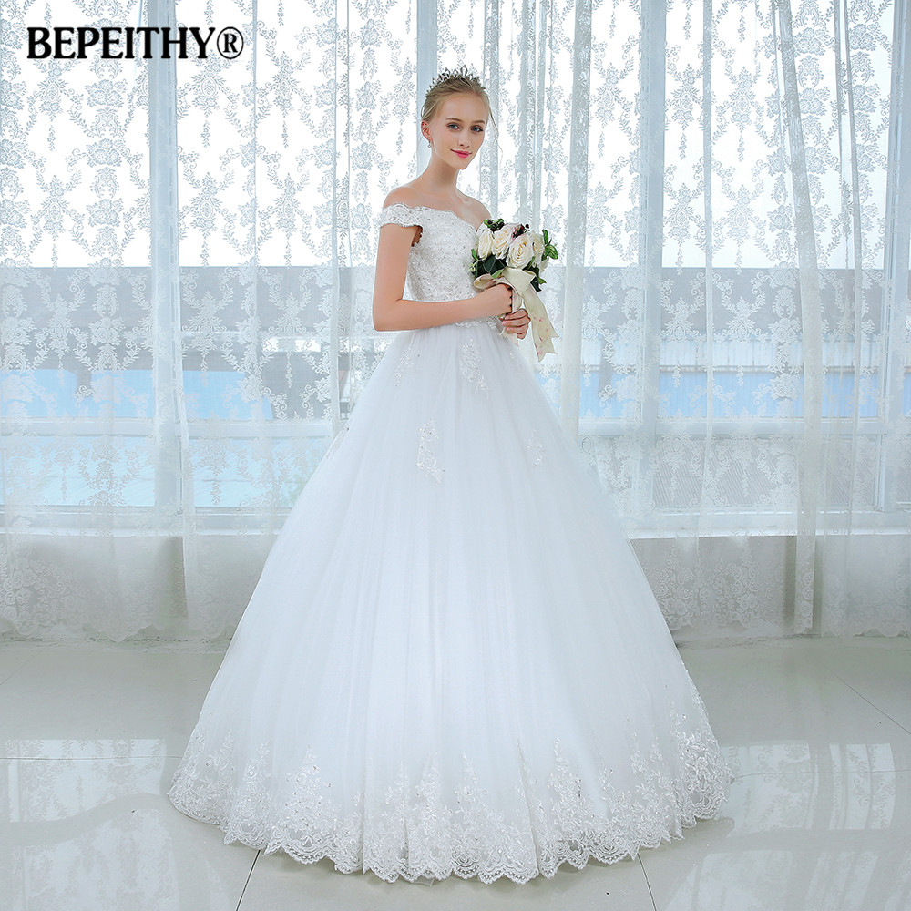 Sexy Backless Ball Gown Wedding Dress Long Sleeves Vestido De Novia ...