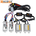 55W H4 Quick Start LHD HID Bi Xenon Conversion Kit Lossless Bulb Lamp High/Low Headlight Mini Projector Lens 4300K 6000K