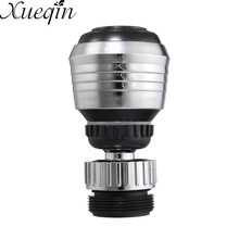 Xueqin 360 Rotate Water Saving Tap Aerator Diffuser Faucet Nozzle Filter Adapter Swivel Kitchen Bathroom Faucet Tap Aerators New