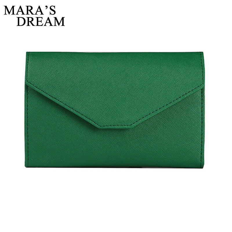 Mara's Dream PU Leather Women Trifold Wallets Phone Case Female Purses Large Capacity Money Bag Coin Purse Card Passport Holders цена и фото