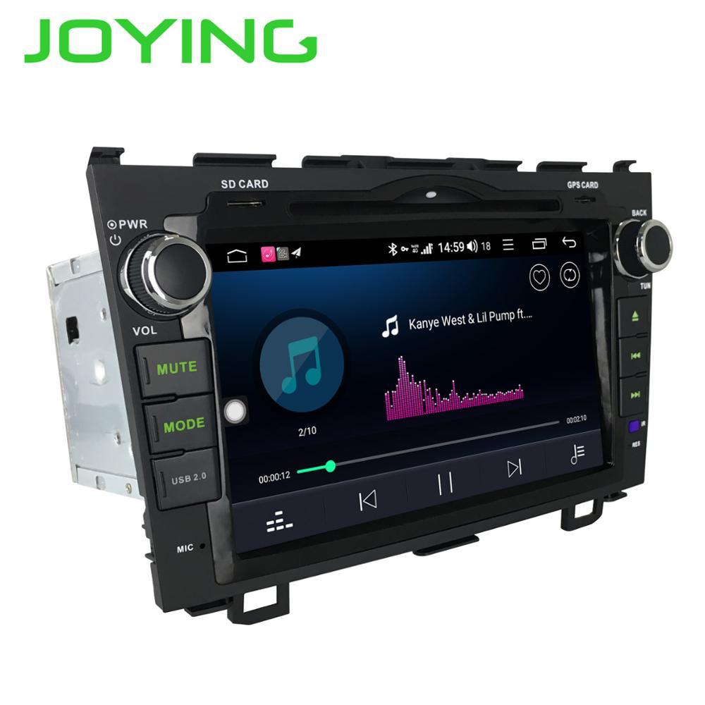 táctil JOYING LCD radio