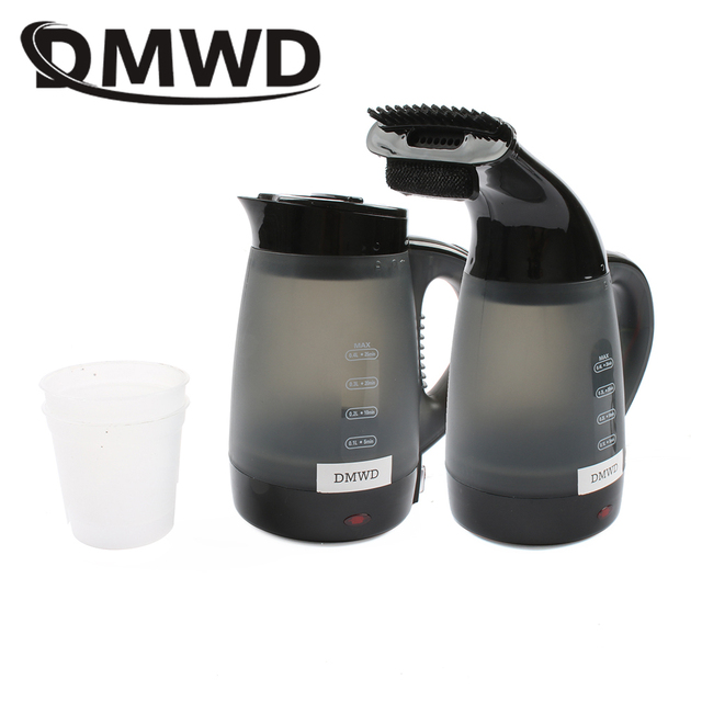 DMWD Electric Kettle Hot Water Heating Boiler Clothes Iron Handheld ...