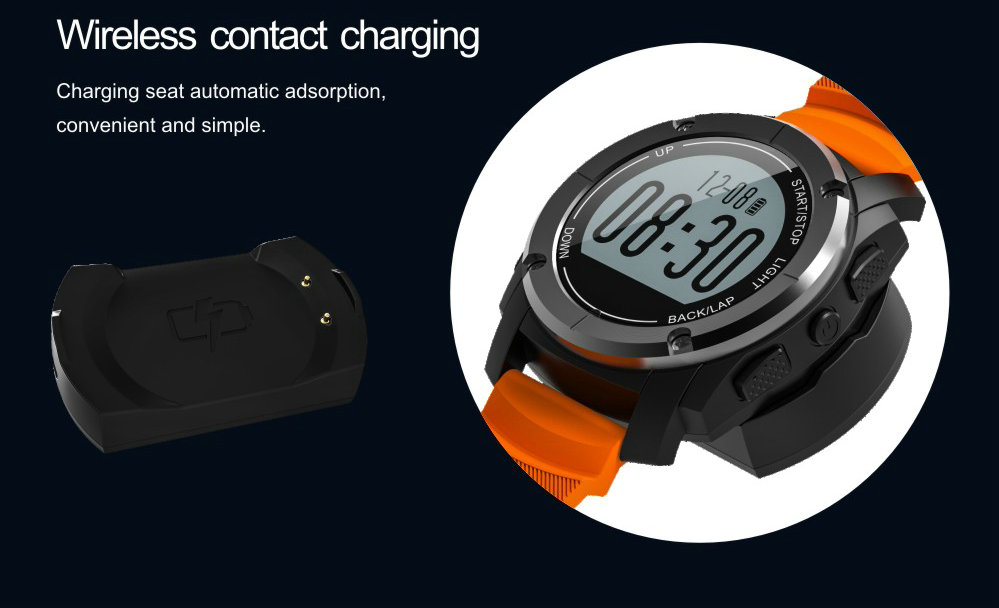 Greentiger GPS Outdoor S928 Smart Watch Heart Rate Monitor Smart Wristband Sport Smartwatch for Android IOS Phone 22