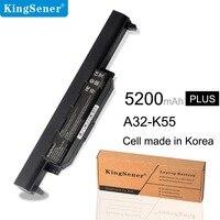 KingSener New A32 K55 Battery for ASUS X45 X45A X45C X45V X45U X55 X55A X55C X55U X55V X75 X75A X75V X75VD U57 U57A U57V U57VD