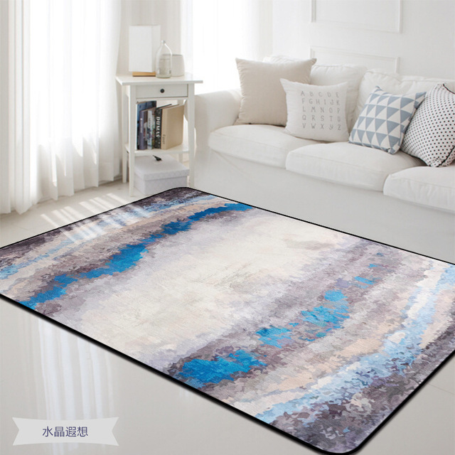 100x150cm Nordic Style Carpets For Living Room Bedroom Home Decor