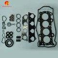 Для HONDA CR-V II (RD _) 2 0 или STEPWGN 2 0 K20A4 K20A5 детали двигателя полный комплект прокладка двигателя детали двигателя 06110-PNB-000 52248100