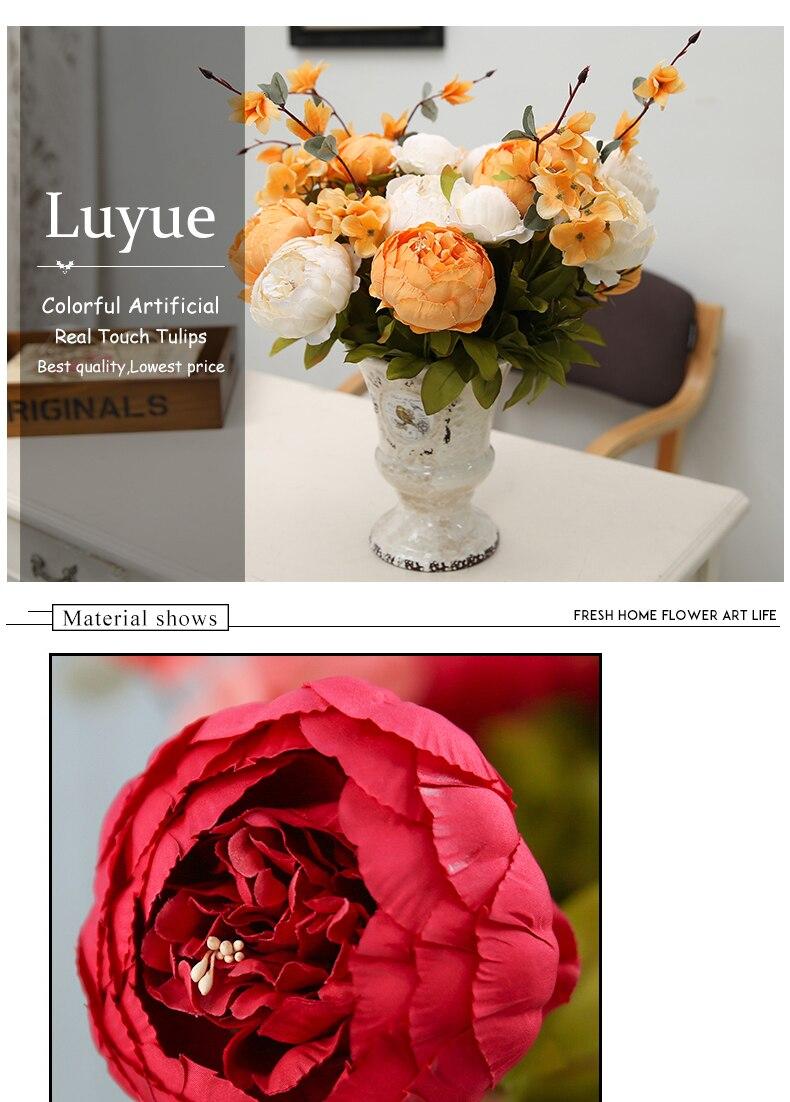 Filial/Bouquet Vivas casa Limo 2