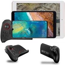 G5 tek elle kablosuz bluetooth Gamepad PUBG mobil denetleyici oyun joystick tetik düğmesi IOS Iphone için Tablet Ipad
