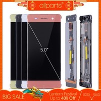 5.0''ORIGINAL LCD For SONY Xperia XA Display Touch Screen With Frame F3111 F3112 F3113 LCD For SONY Xperia XA LCD Replacement #2
