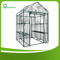 Hyindoor Garden Supplies Agriculture Greenhouse PVC Screen Sunroom For Gardening Vegetable And Flowers Solar Jardin invernadero