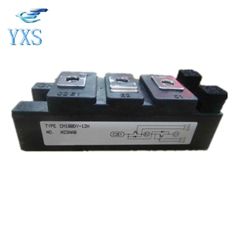 Power Module CM100DY-12H Encapsulation Module High Power Switching Use vuo110 16no9 power module shelf zyqj