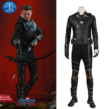 Avengers Endgame Clinton Barton Hawkeye Cosplay Costume New Ronin Outfit Custom Made