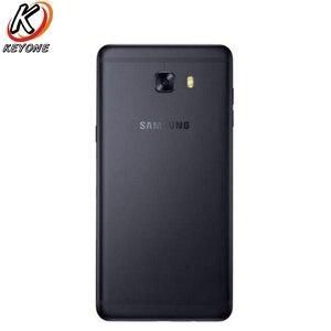 Image 5 - Nouveau téléphone portable SAMSUNG GALAXY C9 Pro C9000 LTE 6.0 pouces 6 go de RAM 64 go ROM Octa Core 16MP 4000 mAh Android 6 téléphone double SIM