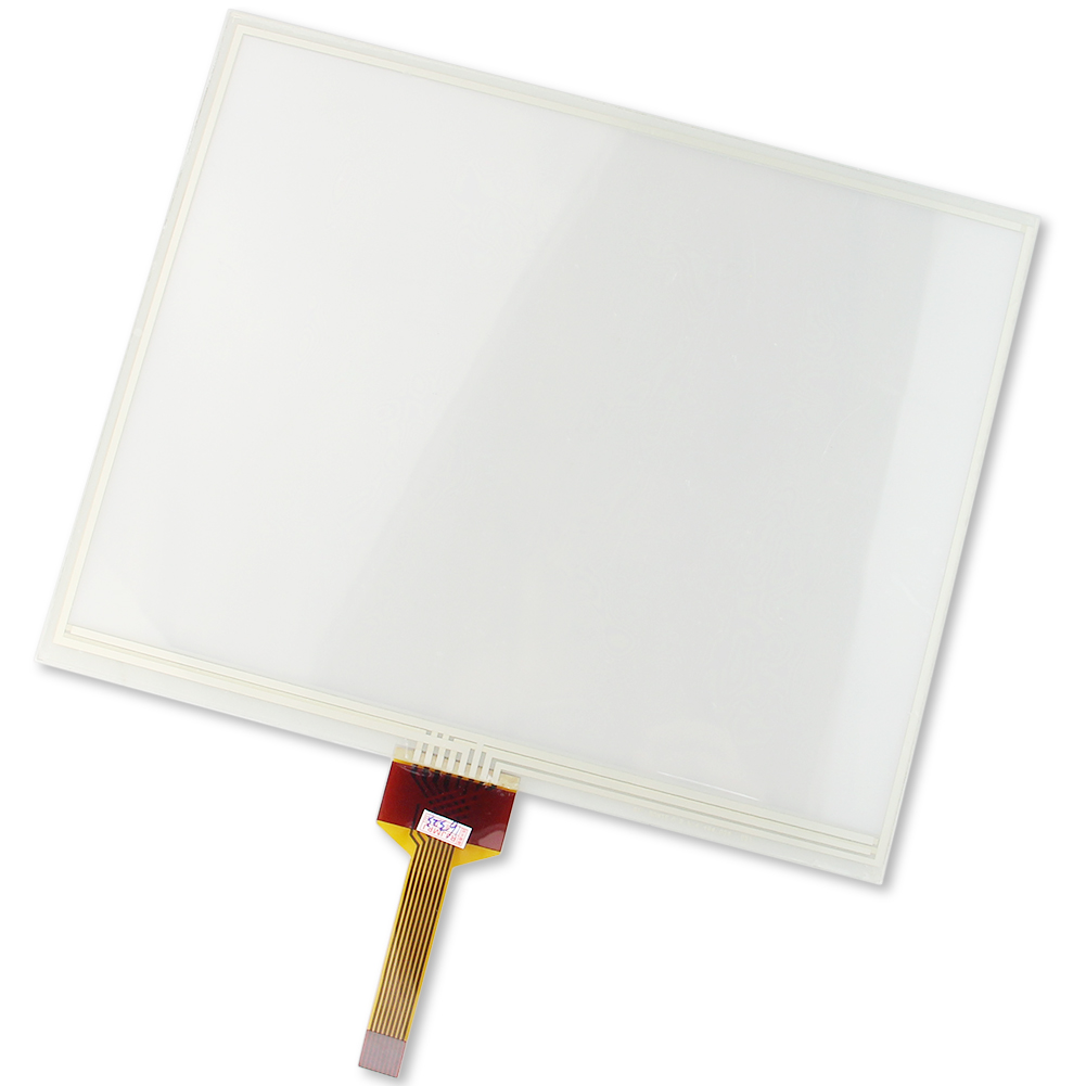 ФОТО Brand New for 10.4 inch 226*182mm G.T GUNZE U.S.P 4.484.038 G-27 8 Wires JAT710  Touch Screen Digitizer Panel Glass