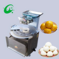 automatic electric bakery dough cutting machine stainless steel dough divider rounder roller machine 2700pc/h bun machine