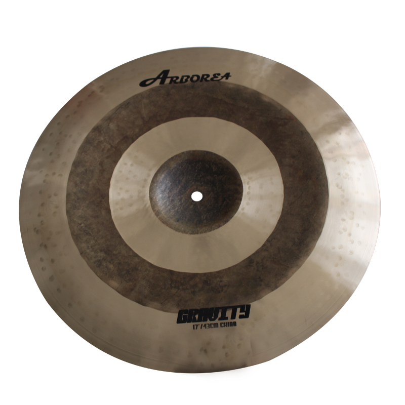 Arborea Gravity Series Factory Direct 17 China CymbalsArborea Gravity Series Factory Direct 17 China Cymbals