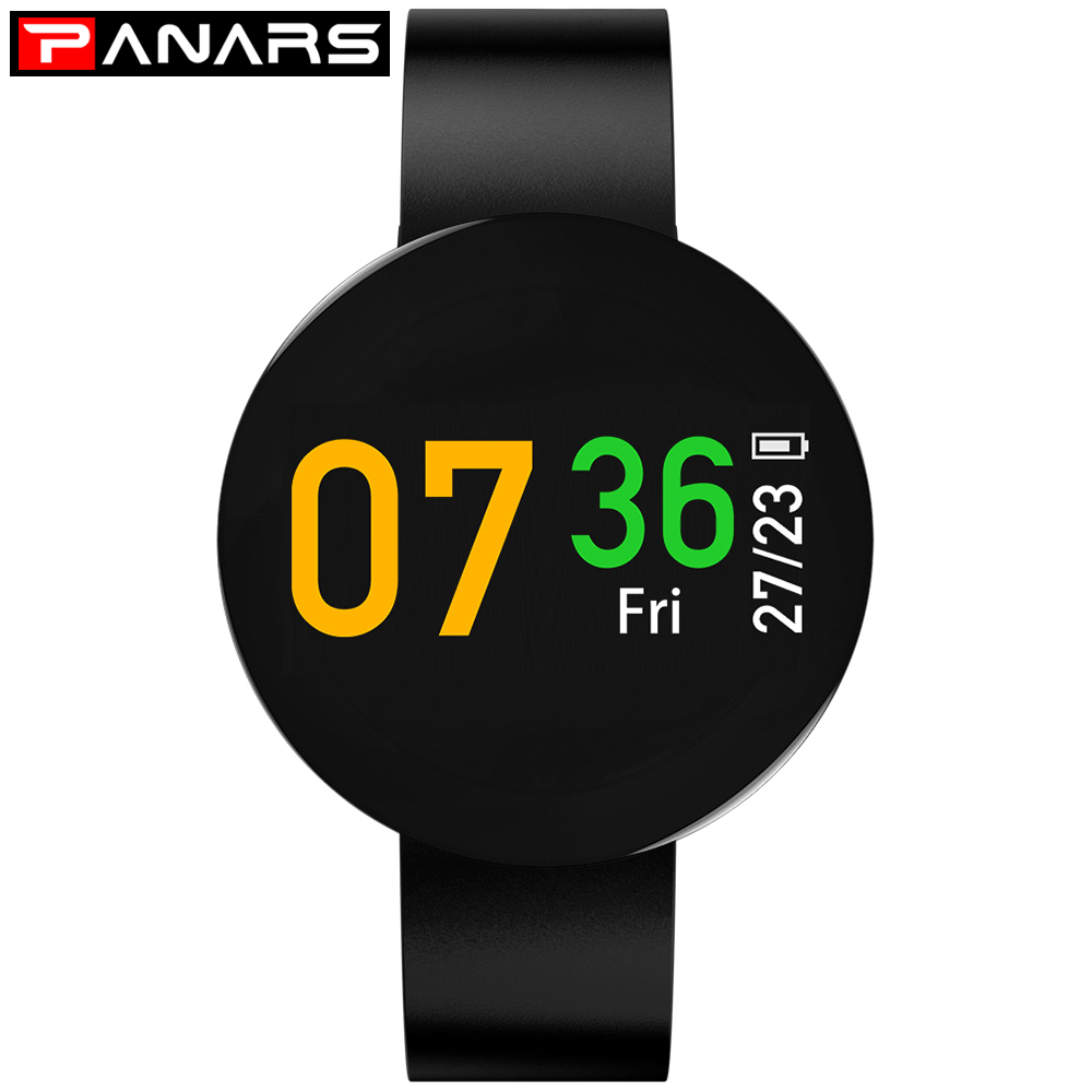 Smart Watch Men Bracelet Heart Rate Monitor Pedometer Message Reminder Health Sports Watches Fitness Tracker for Android IOS цена