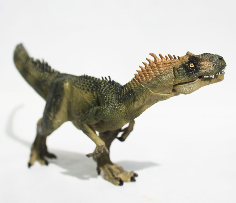 free shipping 1pcs The Allosaurus dinosaurs model ...