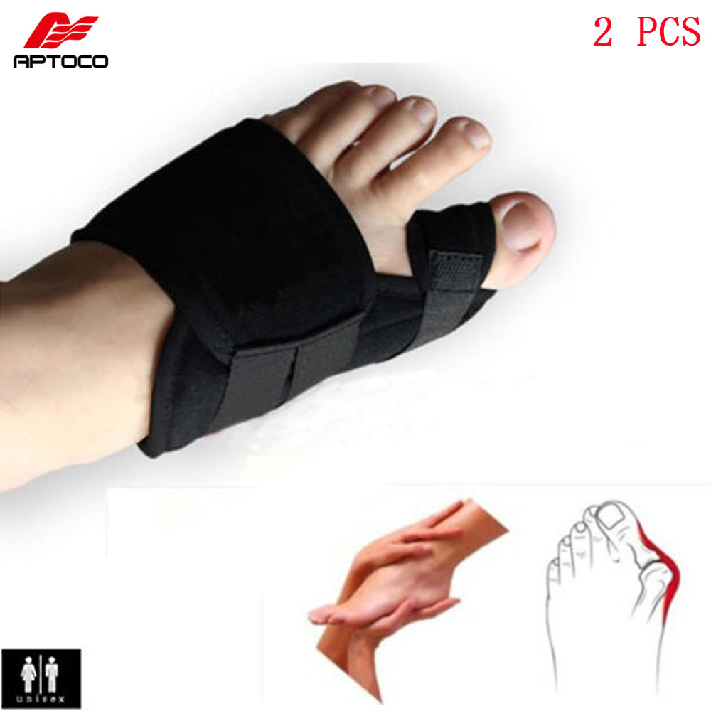 Unisex 1Pair Soft Bunion Corrector Splint Correction Hallux Valgus Foot Care Pedicure Orthotics Tool Orthopedic Supplies