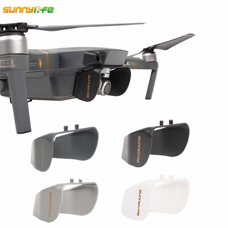 FOR DJI Mavic Pro Platinum Alpine White Camera Lens Sun Hood Gimbal Sunshade Sunhood Protector FOR DJI Mavic Pro Accessories
