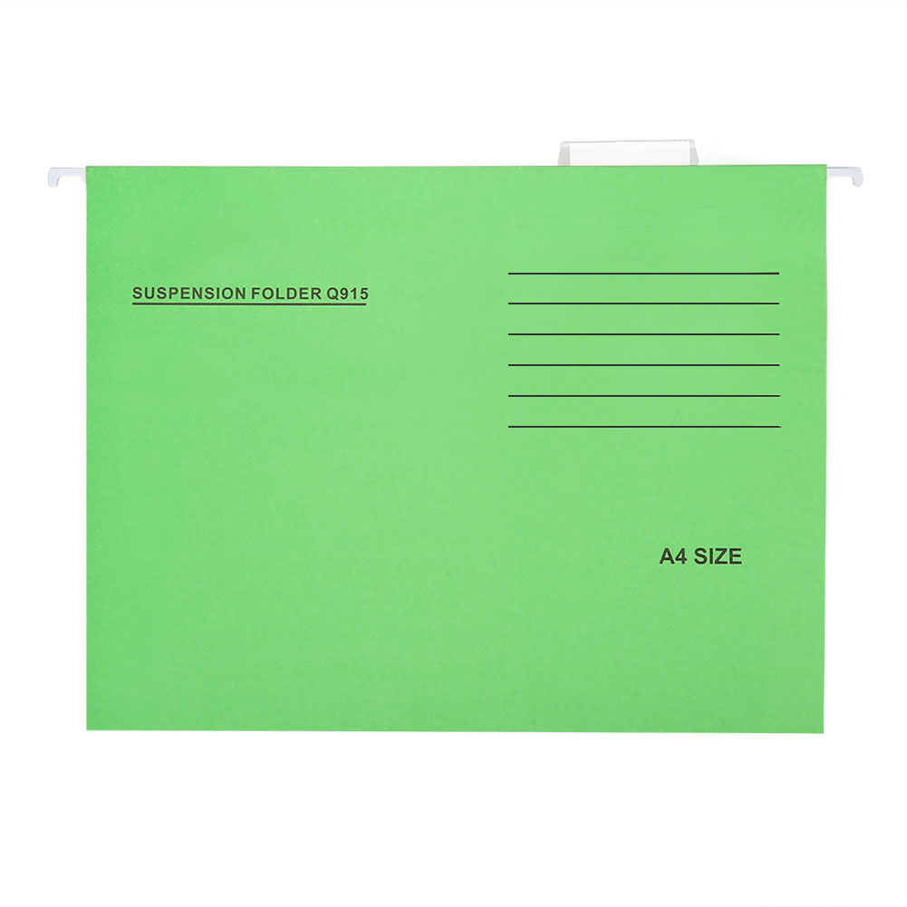 Hanging File Folders Adjustable Student Filing Products Office Supplies Business Letter Universal Organizer Document