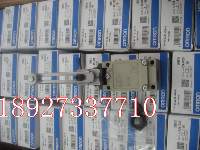 [ZOB] 100% new original Omron omron limit switch WLCA12-2N-Q  --5PCS/LOT [zob] 100 new original authentic omron omron level switch 61f gp n ac220v 2pcs lot