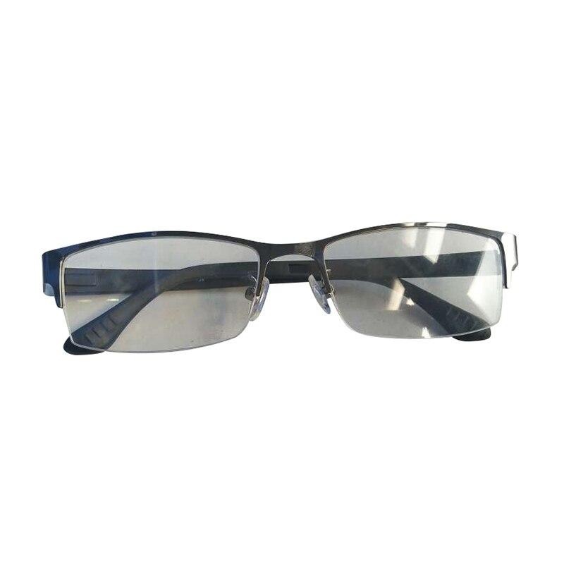 Metallhalbrand Metall halbrand Augenglasrahmen Gentry Herren Brillen ...
