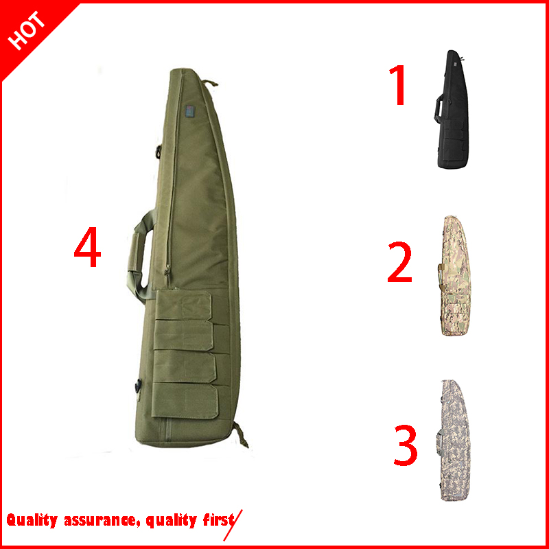 120 cm gun bag gun holsters funda outdoor tactical military transport bag shoulder bag for airsoft shot gun paint