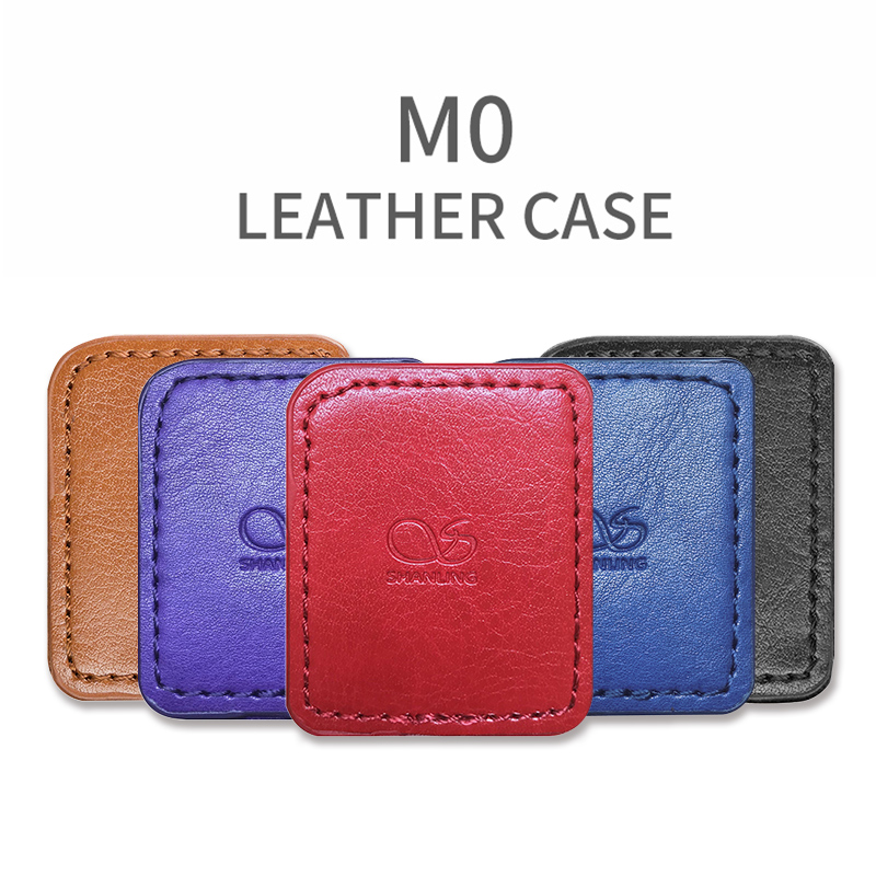 SHANLING Leather Case for M0