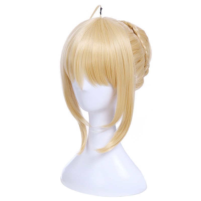L-email περούκα Παιχνίδι Η μοίρα - Συνθετικά μαλλιά - Φωτογραφία 2