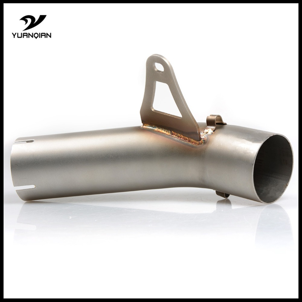 Motorcycle Accessories Modified Middle Exhaust Pipe