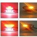 Quad moto 20 LED Cauda Brake Turn Signal Matrícula Integrado Luz E11 Marcado Luz