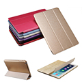 Luxury silk Stand Leather Case Cover For apple ipad mini 4 Retina Slim Magnetic Smart Sleep Wake Tablets Case