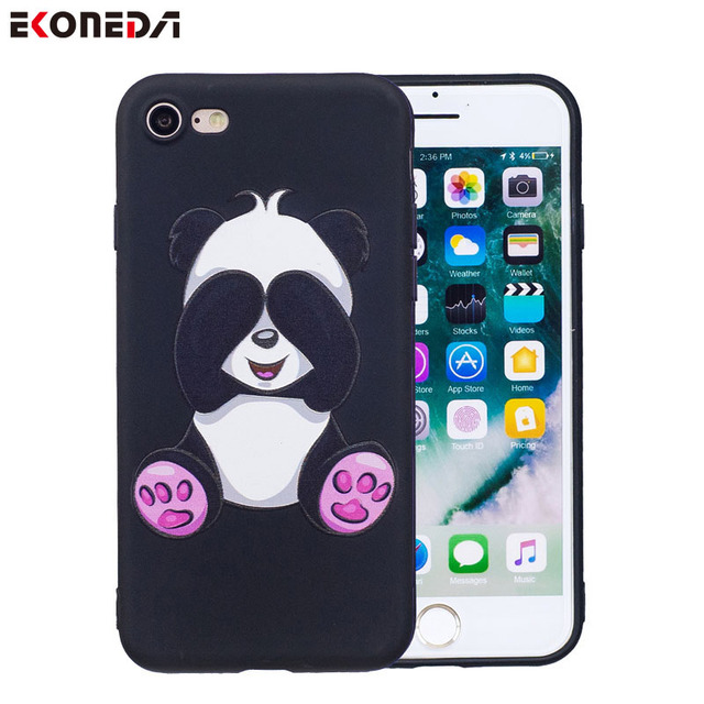 coque iphone 8 silicone relief