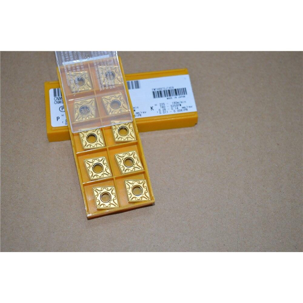NEW 10pcs CNMG120408-MA  US735  CNMG432MA  CNC Blade Carbide