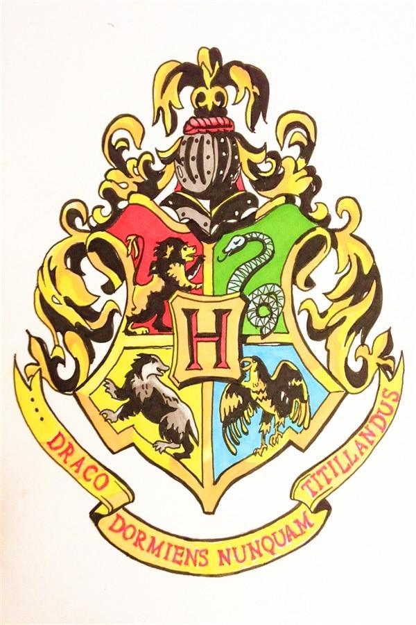 Hogwarts ...
