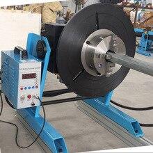 CNC-300 manual tilt model welding positioner
