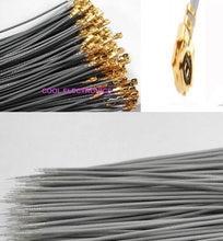 20 шт. серый кабель IPX IPEX u.fl, гнездовой кабель 1,13, коннектор с одной головкой, 5 см, 10 см, 15 см, 20 см, 25 см, 30 см, IPX 1,13 мм, кабель RG1.13
