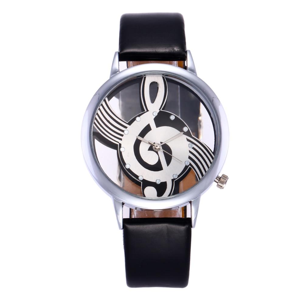 Exquise hoge kwaliteit lederen waterdicht horloge Top Fashion vrouwen - Dameshorloges - Foto 1