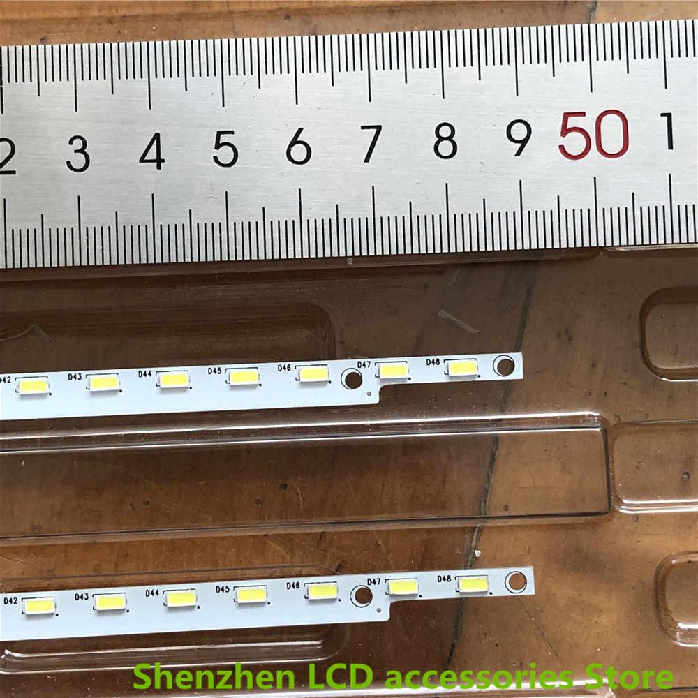 2 أجزاء/وحدة V390HJ1-LE6-TREM1 LCD الخلفية C420E06E01A L390H101EA-C002 48LED 490 مللي متر 100% جديد
