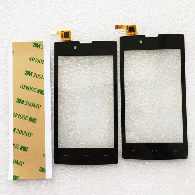 New Phone Touchscreen For Beeline smart 6 smart6 Touch Screen Digitizer Black Panel Front Glass Sensor Free Shipping