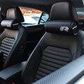 Automóviles para vw Volkswagen Asiento Principal Del Cuello Del Amortiguador Reposacabezas Almohada Coche para VW R Line Golf 6 7 Mk5 Mk6 Passat Tiguan