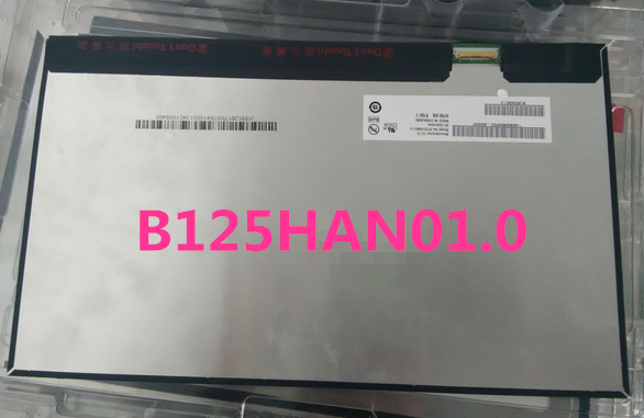 12.5 inch B125HAN01.0 LCD screen for ASUS Book T300 Chi Transformer HD 1920*1080 a-Si TFT-LCD asus transformer book t100ha