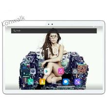 Free shipping Original Lonwalk 10'' Tablet PC 4GB RAM 64GB ROM MediaTek MT6797 10 Core 2.0GHz 6000mAh 1920*1200 5.0MP 4G LTE