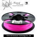 2017 Новый дизайн Tevo 3D накаливания НОАК 1.75 мм Нескольких цветов 1 КГ пластиковые катушки для Тарантул 3d-принтер
