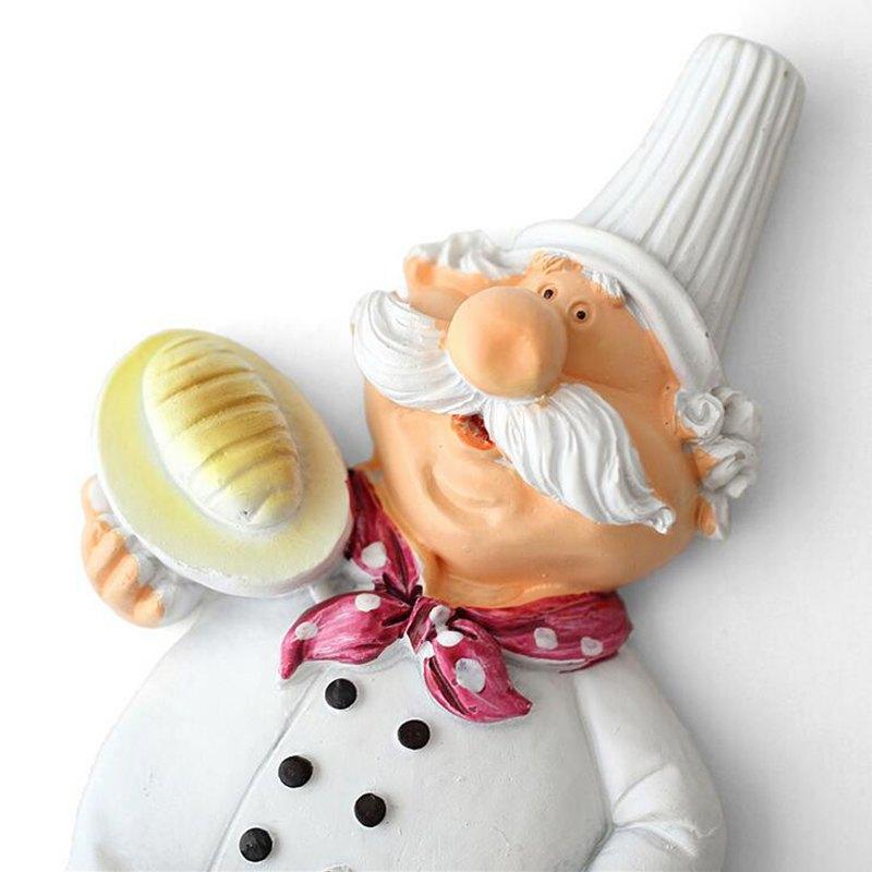 New-Arrival-Useful-Cartoon-Cook-Chef-Outlet-Plug-Holder-Cord-Storage-Rack-Decorative-Wall-Shelf-Key (3)