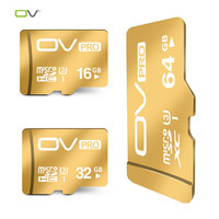 100 Original Genuine OV PRO Extreme U3 New Version 90MB S Micro Sd 16GB 32GB 64GB