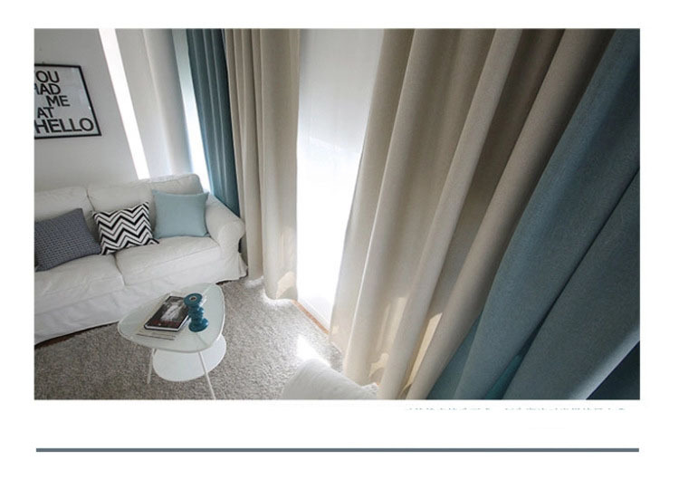 comprar lino gris y azul cortinas oscuras para sala de estar cortina de la ventana cortinas casa de curtains for fiable proveedores en