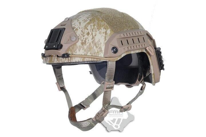 FMA на открытом воздухе шлем Уплотнители Commando армейские Вентиляторы тактика шлем CS шлем tb830
