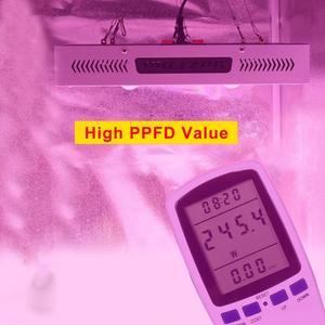 Image 5 - Phlizon 1000 Вт COB светодиодный светильник для выращивания растений с полным спектром УФ ИК комнатный завод теплицы гидропоники цветок Вег с сертификатами двойной чип